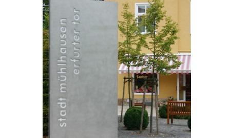 Erfurter Tor, Mühlhausen