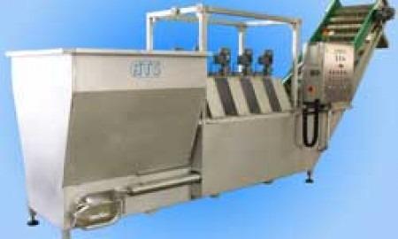 Bürstenwaschmaschine